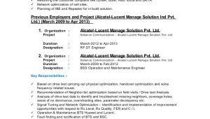 Lte Optimization Engineer Resume Lte Rf Optimization Engineer Resume Proofreadingwebsite