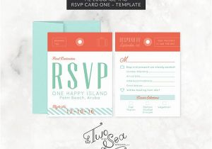 Luggage Tag Invitation Template A2 Luggage Tag Rsvp Card Template Invitation Templates