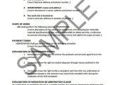 Lump Sum Contract Template 7 Construction Contract Templates Word Google Docs