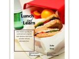 Lunch and Learn Flyer Template Lunch and Learn Flyer Templates Free Business Lunch and