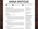 Mac Word Resume Templates Resume Template Cv Template for Word Mac by