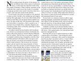 Magazine Storyboard Template Magazine Article Template Cyberuse