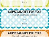 Magazine Subscription Gift Certificate Template 29 Best Printable Gift Certificates Images On Pinterest