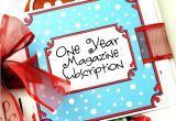 Magazine Subscription Gift Certificate Template Magazine Subscription Gift Certificate Template