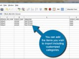 Magento Csv Import Template Magento Csv Template Manage Category Import Product
