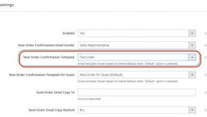 Magento Email Templates Location Magento Transactional Email Templates Not Working