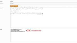 Magento Transactional Emails Template Styles Template Styles Not Working for Magento Custom