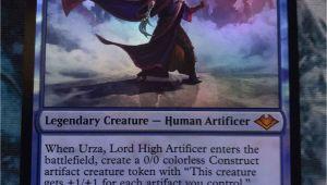 Magic the Gathering Modern Horizons Card List Lord High Artificer Modern Horizons Mtg Urza Pre order Magic