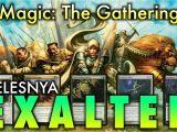 Magic the Gathering Modern Horizons Card List Mtg Budget Selesnya Exalted Pauper Deck for Magic the Gathering
