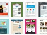 Mailchimp.com Templates 40 Cool Email Newsletter Templates for Free