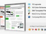 Mailchimp Ecommerce Templates Shootit Premium Email Template Mailchimp and