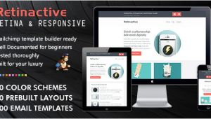 Mailchimp Mobile Email Templates 40 Cool Email Newsletter Templates