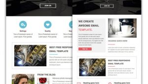 Mailchimp Responsive Email Templates Free Download Marketo Responsive Email Templates Templates Resume