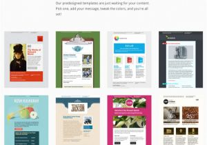 Mailchimp Sample Templates 12 Best Real Estate Newsletter Template Resources