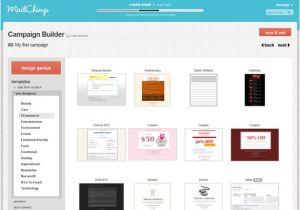 Mailchimp Sample Templates How to Setup Mailchimp Autoresponder to Build Email List