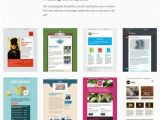 Mailchimp Template Design Service Mailchimp Template Design Service Templates Resume
