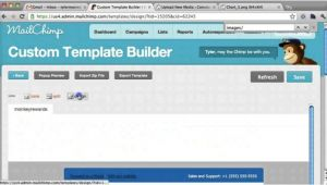 Mailchimp Template Tutorial Mailchimp Newsletter Template Tutorial Templates