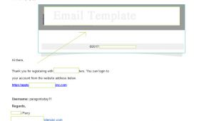 Mailgun Email Templates PHP Transactional Email Using Mailgun Email Template and