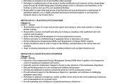 Maintenance Engineer Resume Mechanical Maintenance Engineer Resume Samples Velvet Jobs
