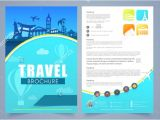 Make A Travel Brochure Template 19 Travel Brochure Free Psd Ai Vector Eps format