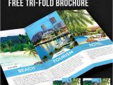 Make A Travel Brochure Template Free Psd Travel Brochure Design Templates Freecreatives