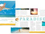 Make A Travel Brochure Template Travel Agency Brochure Template Design