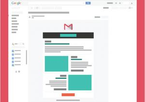 Make Email Template Gmail 14 Google Gmail Email Templates HTML Psd Files