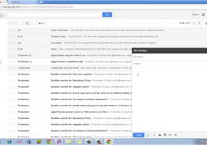 Make Email Template Gmail Create An Email Template In Gmail No HTML No Coding Youtube