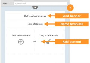 Make Email Template Gmail Create Email Newsletter Templates In Gmail Flashissue