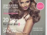 Make Your Own Magazine Cover Template Fashion Magazine Cover Template Designs for You to Make