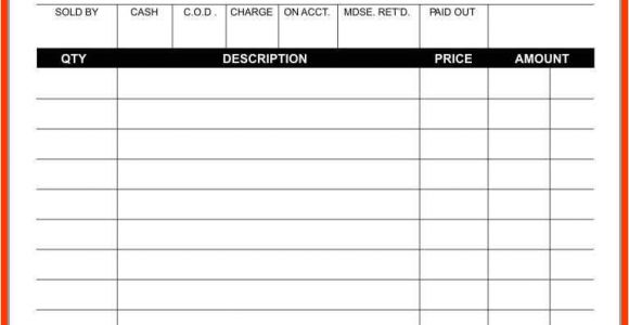 Make Your Own Receipt Template 7 Make Your Own Receipt Template Images Edu Techation
