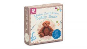 Make Your Own Teddy Bear Template tobar Ltd tobar Make Your Own Teddy Bear Art Craft