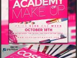 Makeup Artist Flyer Template Free Makeup Course Flyer Template by 1jaykey Graphicriver