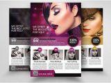 Makeup Flyer Templates Free 18 Spa Flyer Designs Word Psd Ai Eps Vector formats