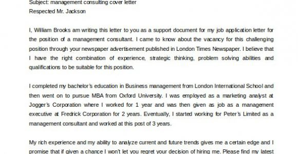 Management Cover Letter Templates Free 35 Printable Free Cover Letter Templates Word Doc formats