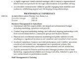 Management Faculty Resume Sample Management Resumes Samples Best Resume Gallery
