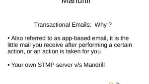 Mandrill Transactional Email Templates Mandrill Templates
