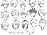 Manga Character Template Anime Hair Boy Template Anime Love Pinterest Boys