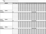 Mar Template Nursing Template Medication Administration Record Check Out Sheet