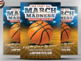 March Madness Email Template March Madness Basketball Flyer Flyer Templates