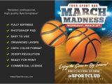 March Madness Email Template March Madness Basketball Flyer Template Flyerheroes