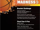 March Madness Email Template Newsletter Template