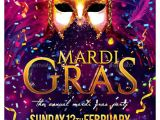 Mardi Gras Flyer Template Free Download 27 Mardi Gras Party Flyer Templates Free Premium Download