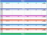 Marketing Activity Calendar Template 9 Free Marketing Calendar Templates for Excel Smartsheet