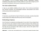 Marketing Agency Proposal Template 20 Sample Marketing Proposal Templates Sample Templates