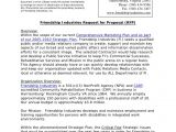 Marketing Agency Proposal Template Template Public Relations Rfp