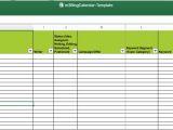 Marketing Calendar Template Google Docs Editorial Calendar Template Google Docs Business Plan