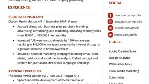 Marketing Professional Resume Marketing Resume Sample Writing Tips Resume Genius