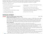 Marketing Professional Resume todd W Smith Senior Sales Marketing Professional Resume