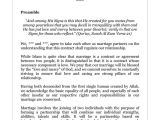 Marriage Agreement Contract Template 33 Marriage Contract Templates Standart islamic Jewish